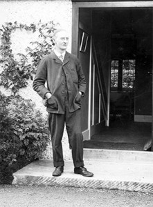 C.F. Voysey at Chorley