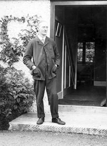 C.F. Voysey at Chorley